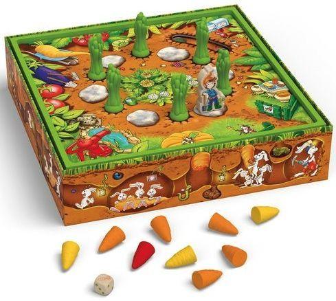 Board Game: Ratzeputz