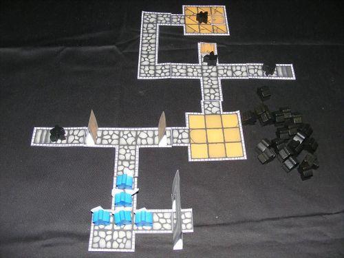 Board Game: Meeplecrawl