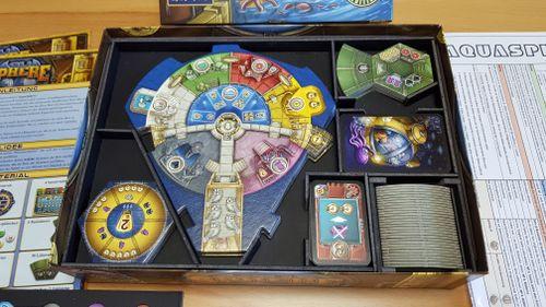 Board Game: AquaSphere