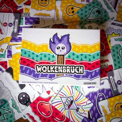 Board Game: Wolkenbruch