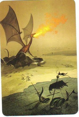 "Board Game: Dixit: ""The Dragon"" Promo Card"