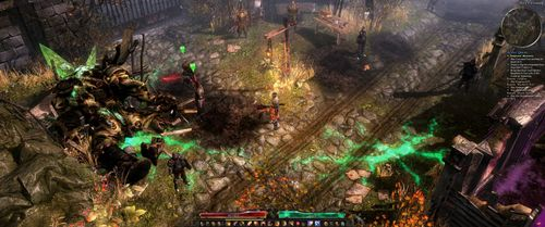 A content packed expansion for a content packed game | Grim Dawn