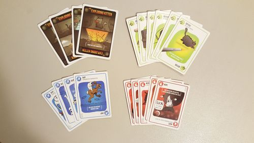 20x Reviews 67 Exploding Kittens After 20 Plays Boardgamegeek