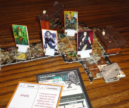HeroQuest Remix - Campaign for D&D Board Game   Dungeons & Dragons