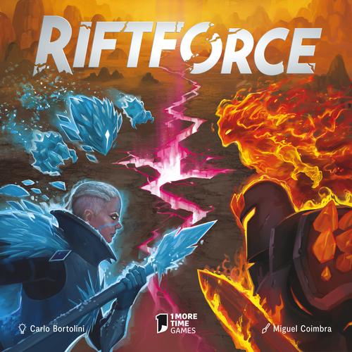 Board Game: Riftforce