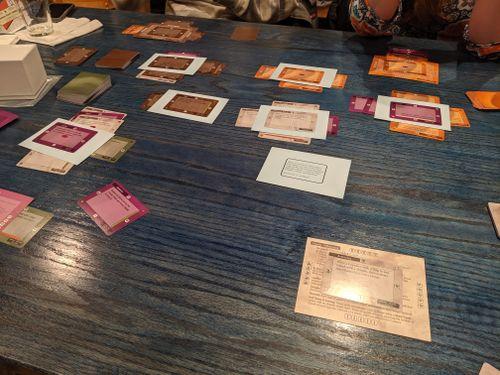Board Game: Aegean Sea