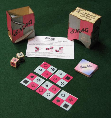 Board Game: Snag