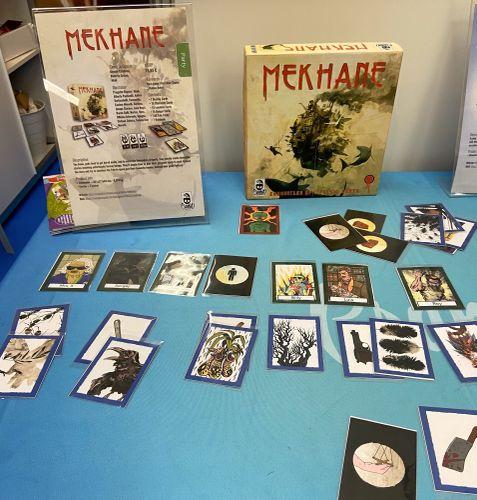 Board Game: MEKHANE