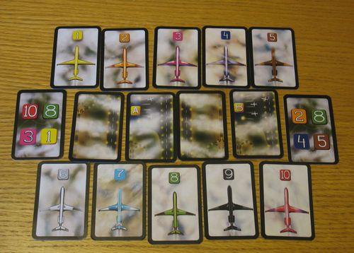 Board Game: Air King