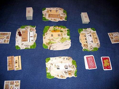 Board Game: Palazzo