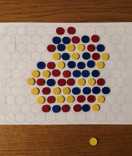 Board Game: Asterismo