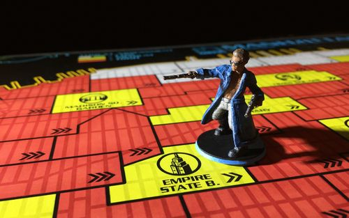 Board Game: Escape from New York