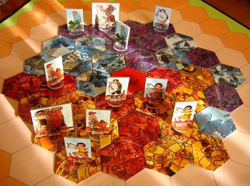 Board Game: Terrain Vague