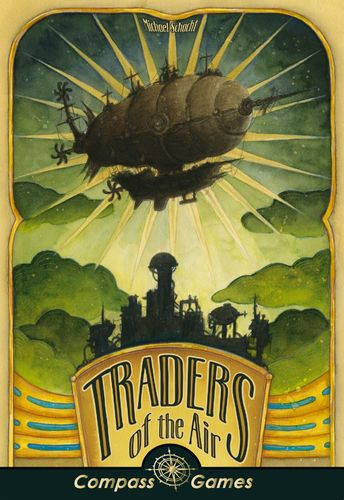 Board Game: Traders of the Air