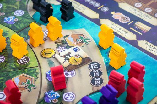 Board Game: Chrono Corsairs