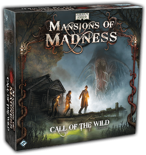 Mansions Of Madness Call Of The Wild Image Boardgamegeek