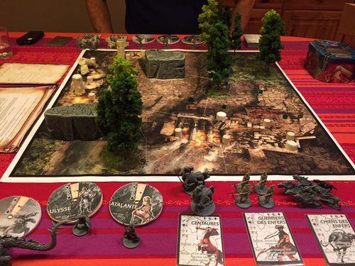 Board Game: Mythic Battles: Pantheon