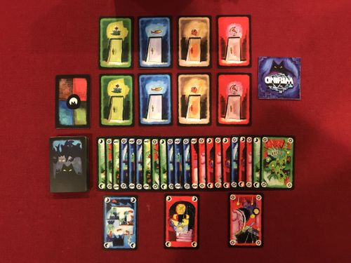 Board Game: Onirim (Second Edition)
