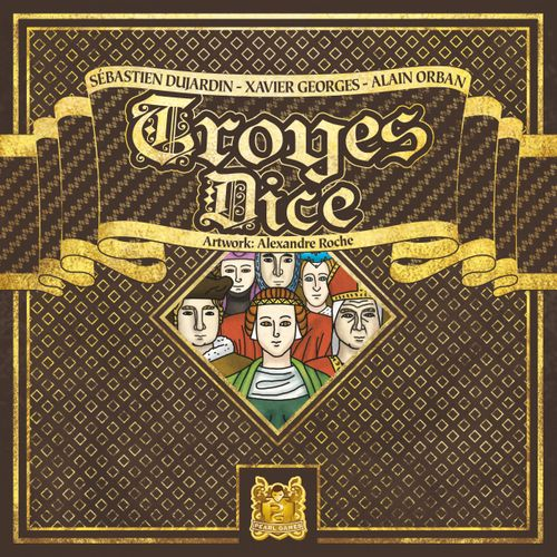Board Game: Troyes Dice
