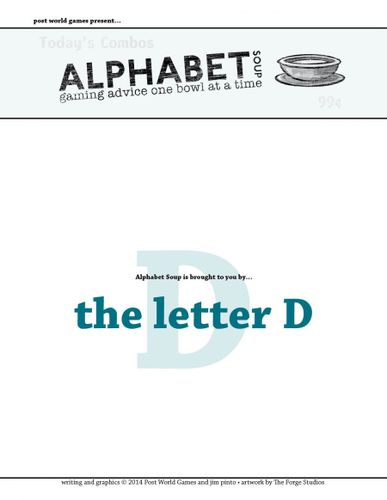 The Short Version The Letter D Has Fewer Medieval Terms And