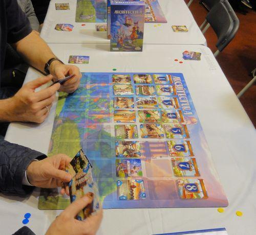 Board Game: Architectura