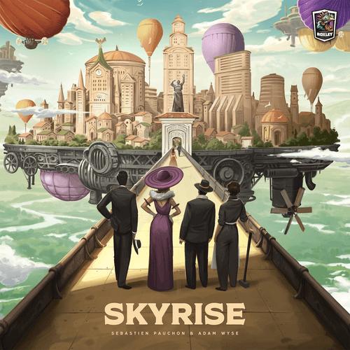 Board Game: Skyrise