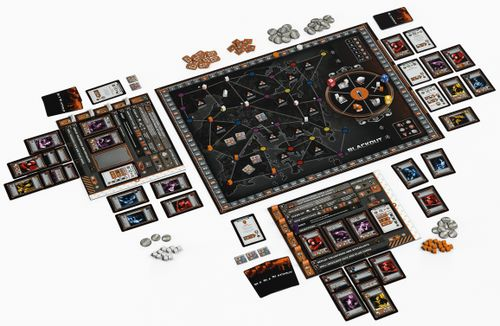 Image result for blackout board game