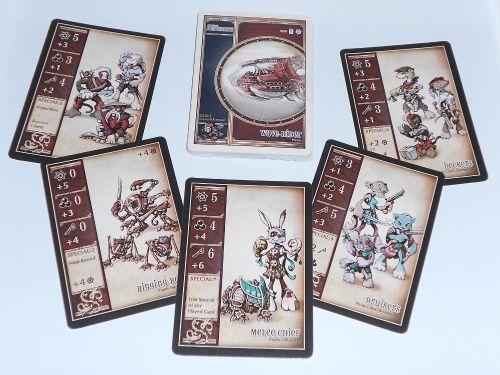 Board Game: oddball Äeronauts