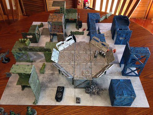 Board Game: Deadzone
