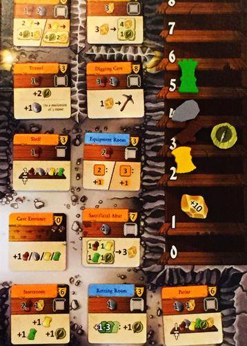 BoardGame Generations -- Caverna: Cave vs Cave | Caverna: Cave vs ...