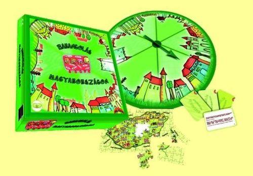 Board Game: Barangolás Magyarországon