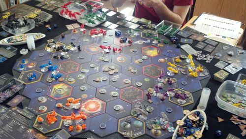 Board Game: Twilight Imperium (Third Edition)