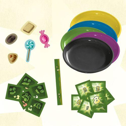 Board Game: Futterneid
