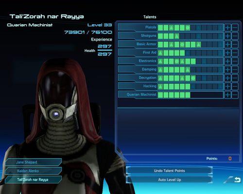 A Turian An Asari And A Geth Walk Into A Bar Mass Effect