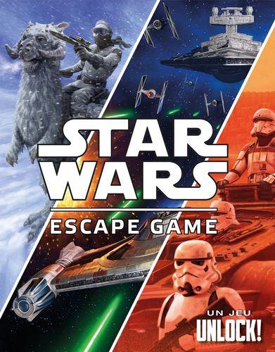 Board Game: Star Wars Escape Game