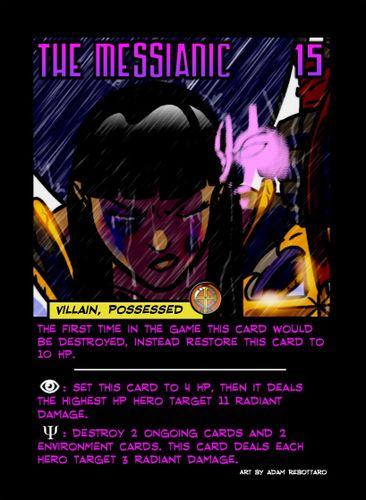 Custom Villain - Legion (with card art) | Sentinels of the