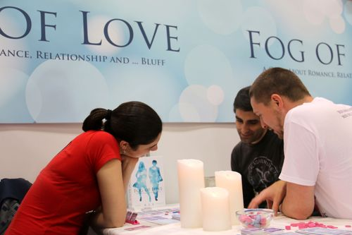 Board Game: Fog of Love