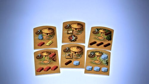 Board Game: Stone Age: The New Huts