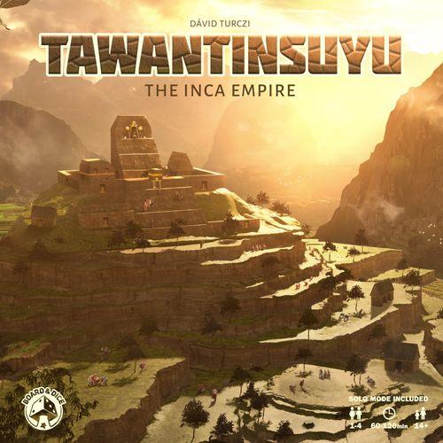 Board Game: Tawantinsuyu: The Inca Empire