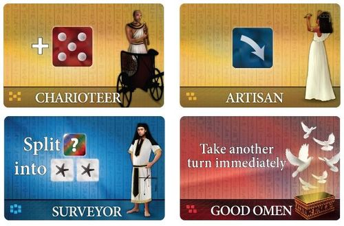Board Game: Favor of the Pharaoh