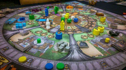 Board Game: Merlin