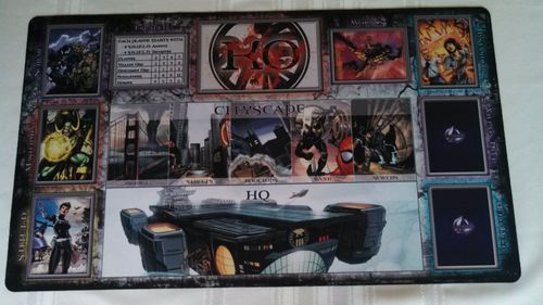 Custom Game Mat And Player Mats Done Click Here To See