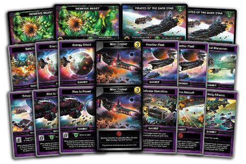 Board Game: Star Realms: Gambit Set