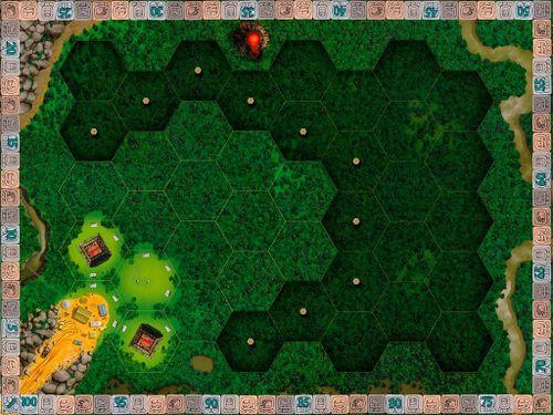 Mini-Tikal: A quick two-player variant for Tikal | Tikal