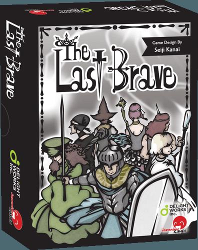 Board Game: The Last Brave