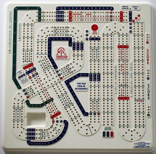 Ender S Pictorial Overview The Love Child Of Cribbage And