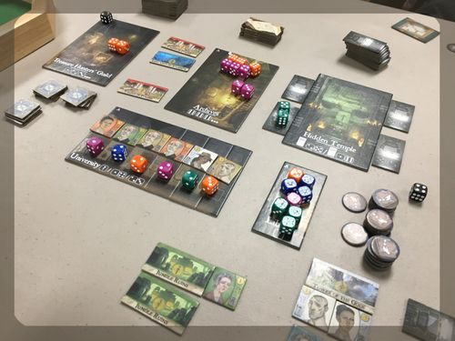 Board Game: Order of the Gilded Compass
