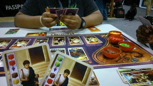 Board Game: Century: Spice Road