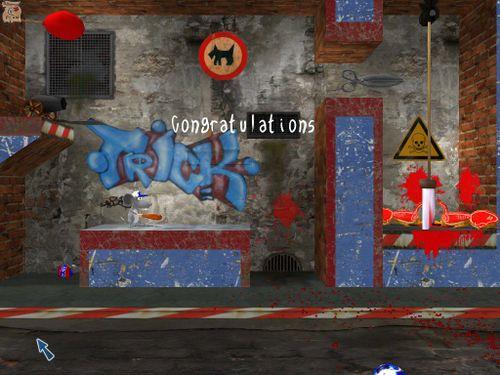 Video Game: Bad Rats: The Rats' Revenge