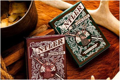 Ender's Comprehensive Pictorial Overview: Playing cards from